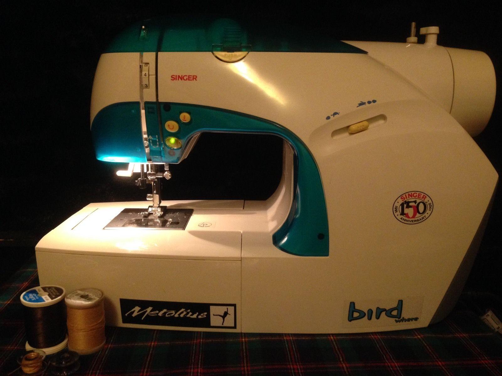 izek sewing machine