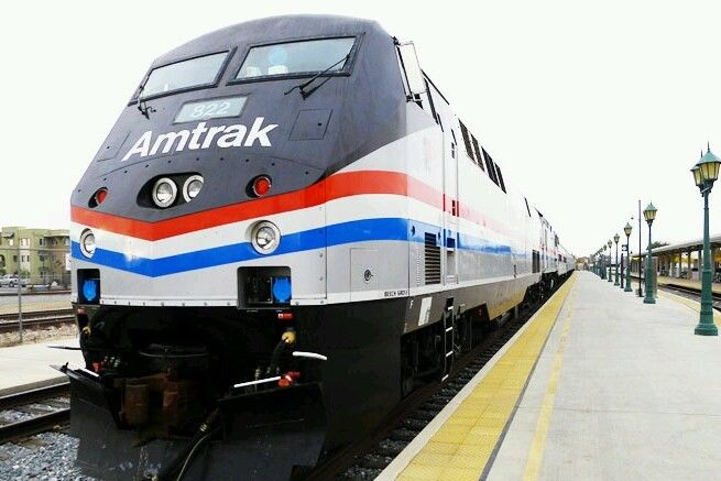 Amtrak's automated voice-activated agent, is happy to help. Or, if you need live, personal assistance, just say 'agent' or press the 'O' button on your telephone.