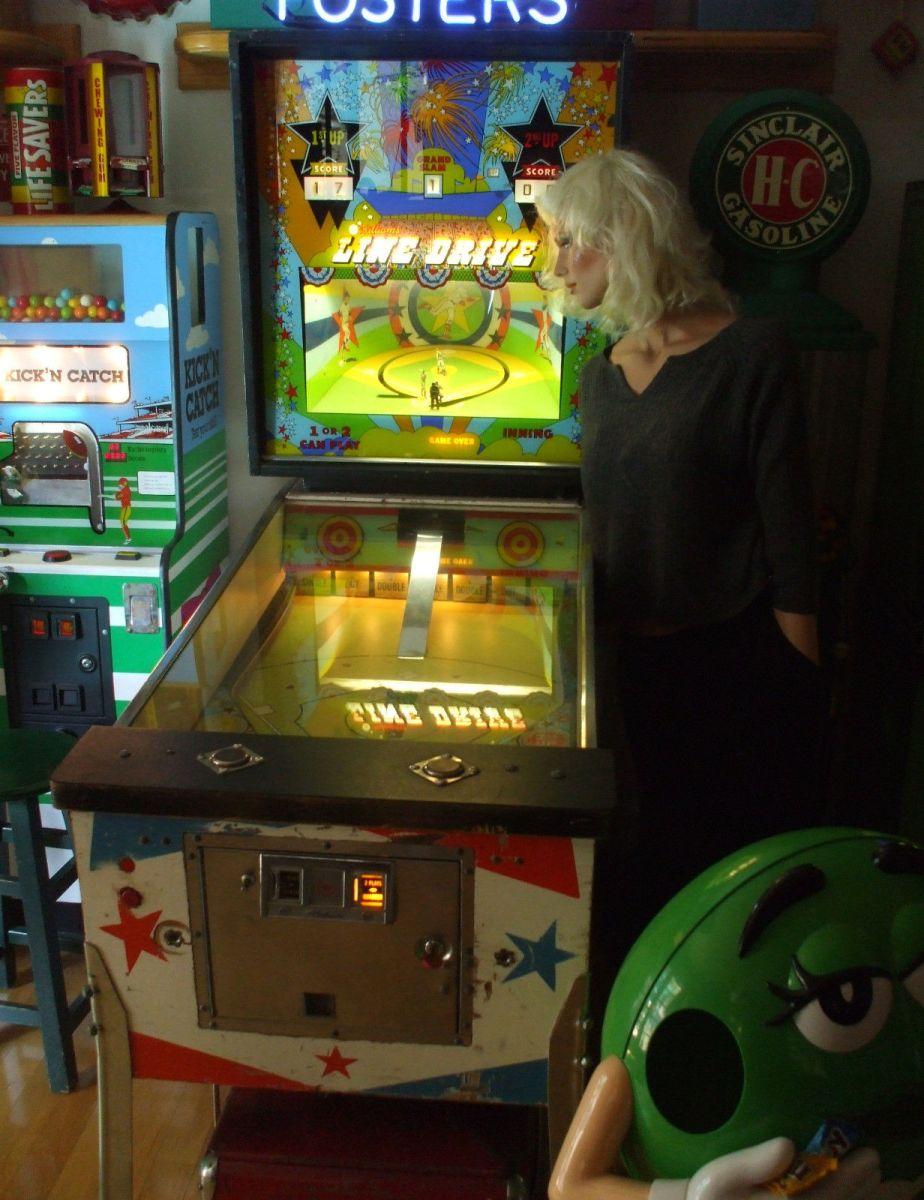 pinball machine sound