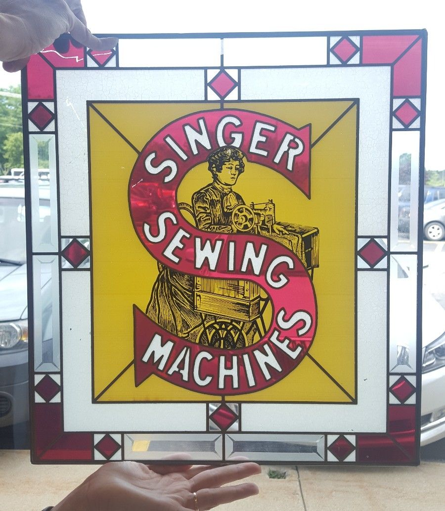 stained glass machine