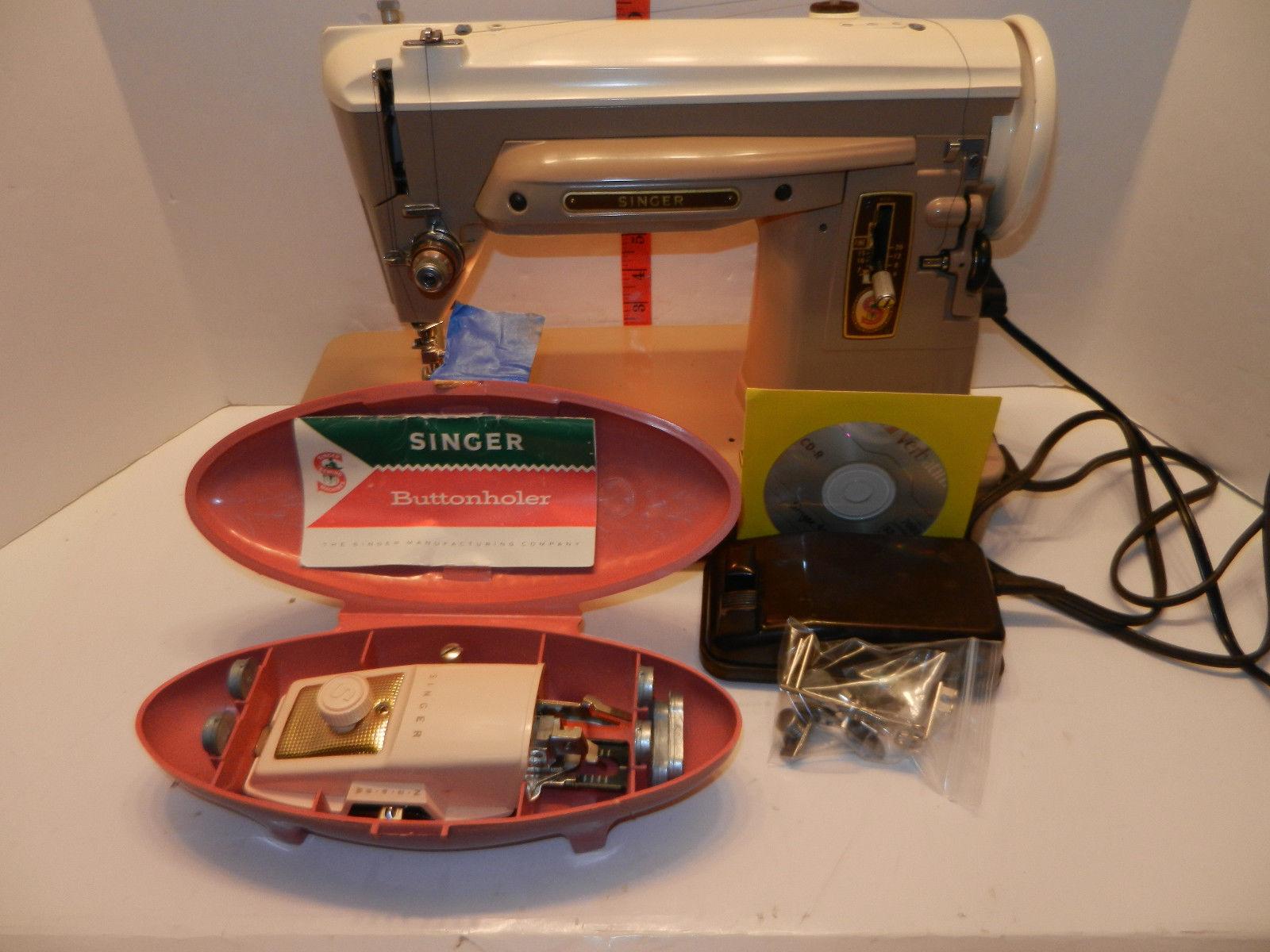 singer sewing machine 404
