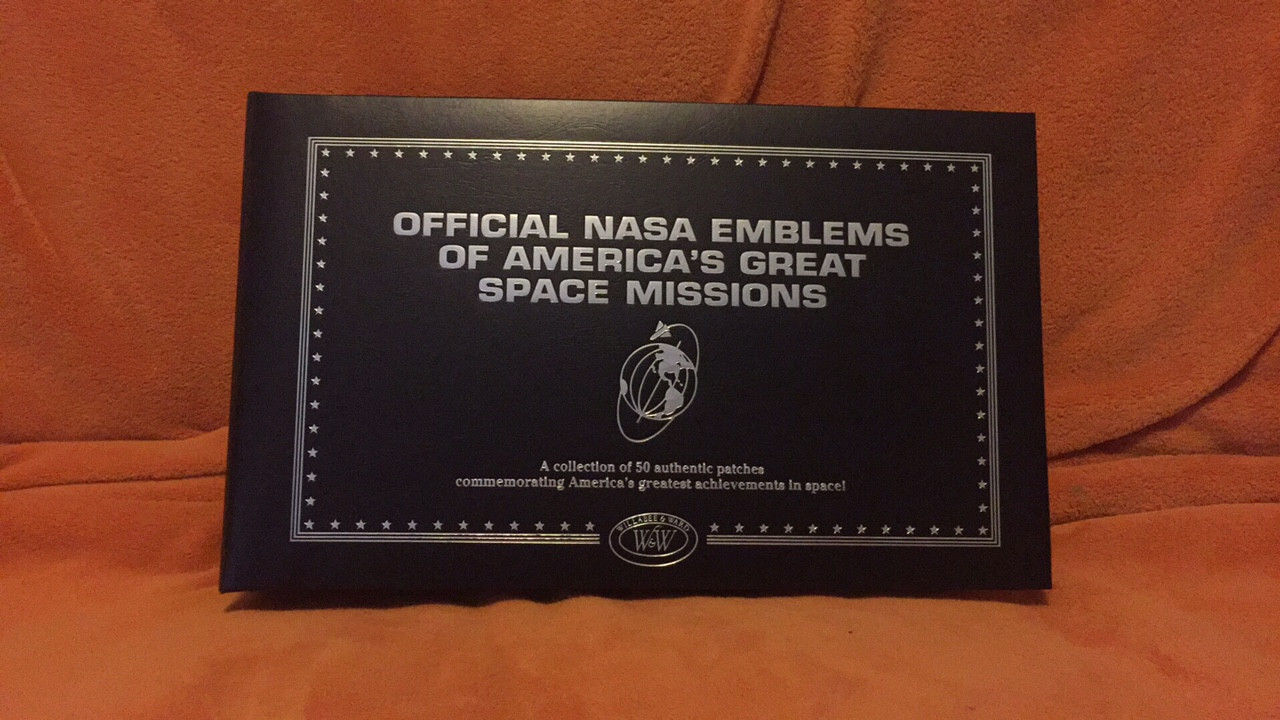 Official Nasa Emblems Of America's Great Space Missions ...