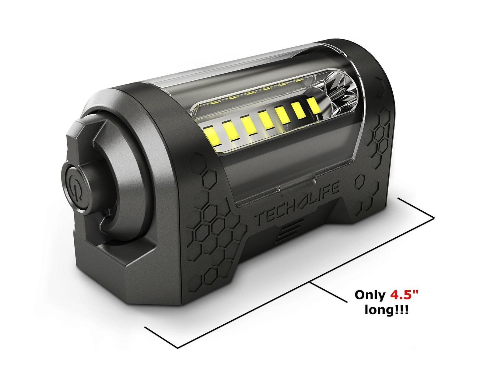 Tech Light Magnetic Waterproof Rechargeable Led Light