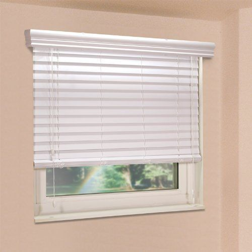 fauxwood impressions 62003500 35 inch by 62 inch window