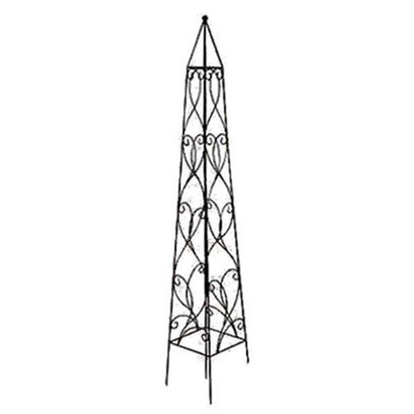 72864 60″ Blk Obelisk